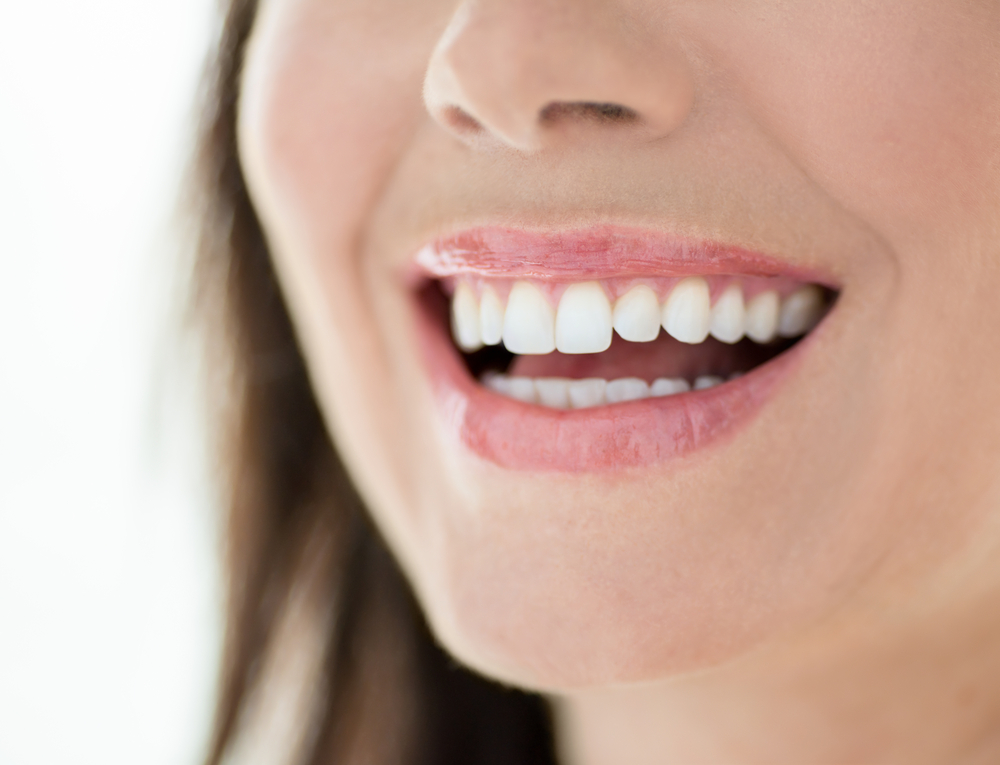 close up of a perfect smile-1